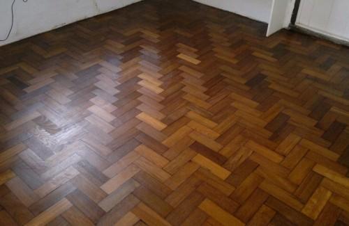 Wood Floor Maintenance reading